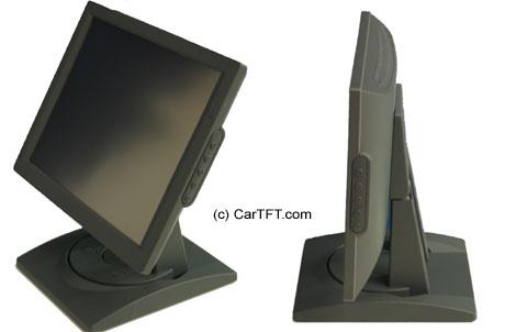 "1040TS -- 10"" VGA Touchscreen USB"