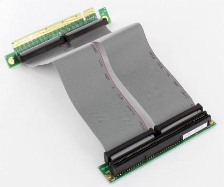 PCI-Express (x16) Riser flexibel (150 mm)