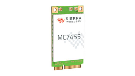 Sierra Air Prime MC7455 Mini-PCIe Modem (4G/LTE CAT6 300/50 Mbit)
